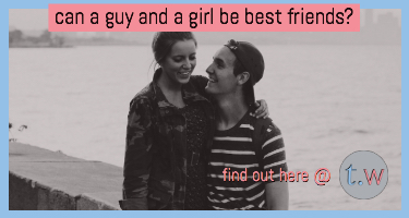 Can A Guy and Girl Be Best Friends?