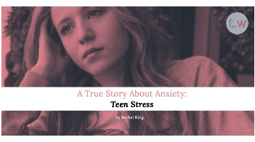 True Story Teen Stress
