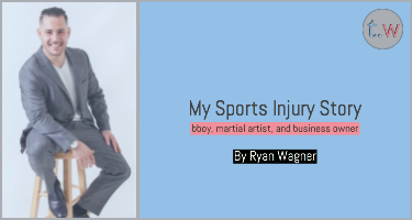 My Sports Injury Story