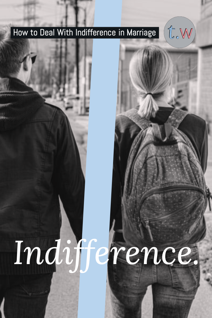 How to Deal With Indifference