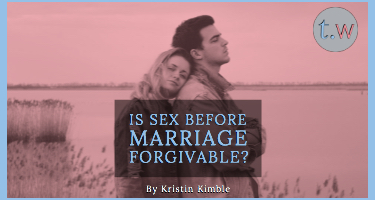 Sex Before Marriage Forgivable Pinterest