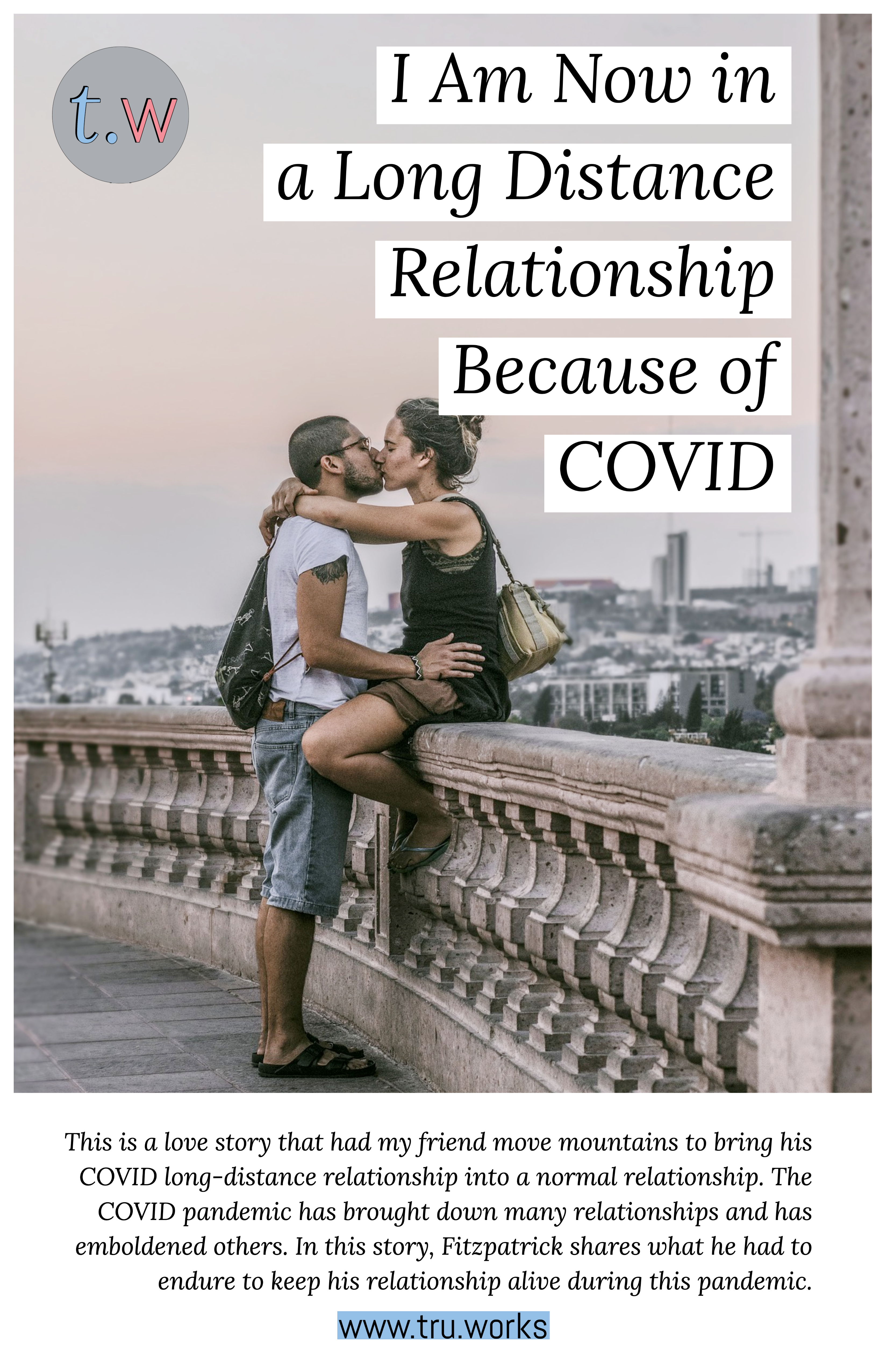 Long Distance COVID Relationship